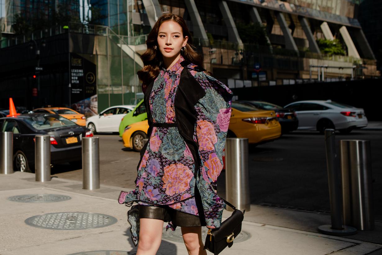 nyfw new york fashion week street snaps styling @weitinneedsfood