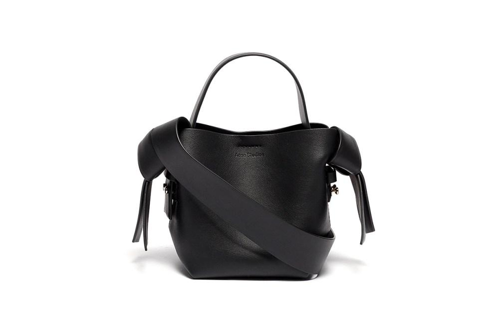 Acne Studios Musubi Micro Leather Shoulder Bag