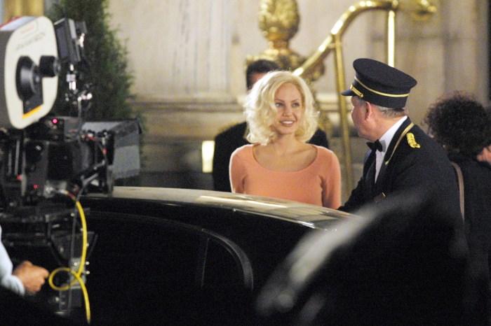 Angelina Jolie 飾演《Eternals》造型流出,金捲髮的她差點讓人認不出!