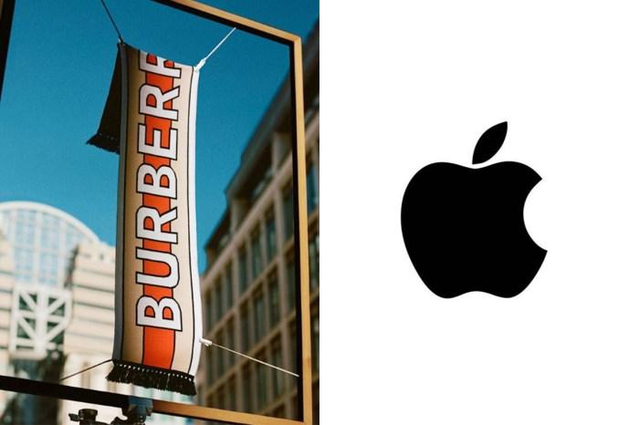 Burberry X Apple 推出訊息 App?身為 VIP 購物狂絕對要留意!