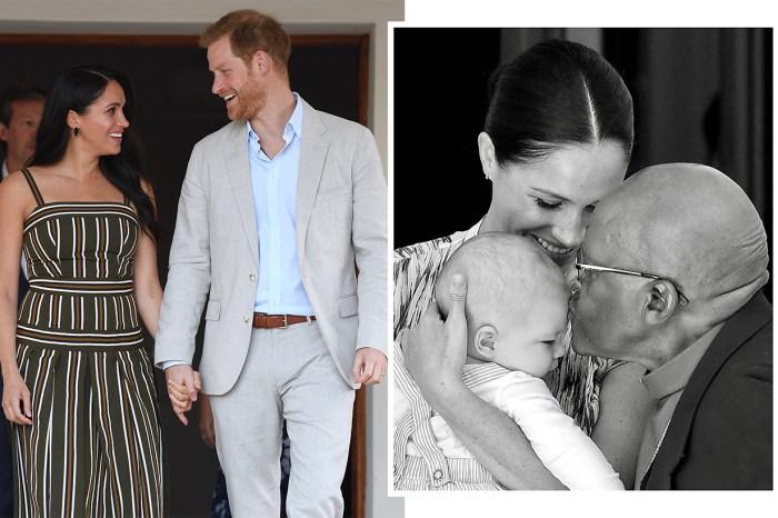 英國皇室突發「福利」!小 Archie 多張近照大公開