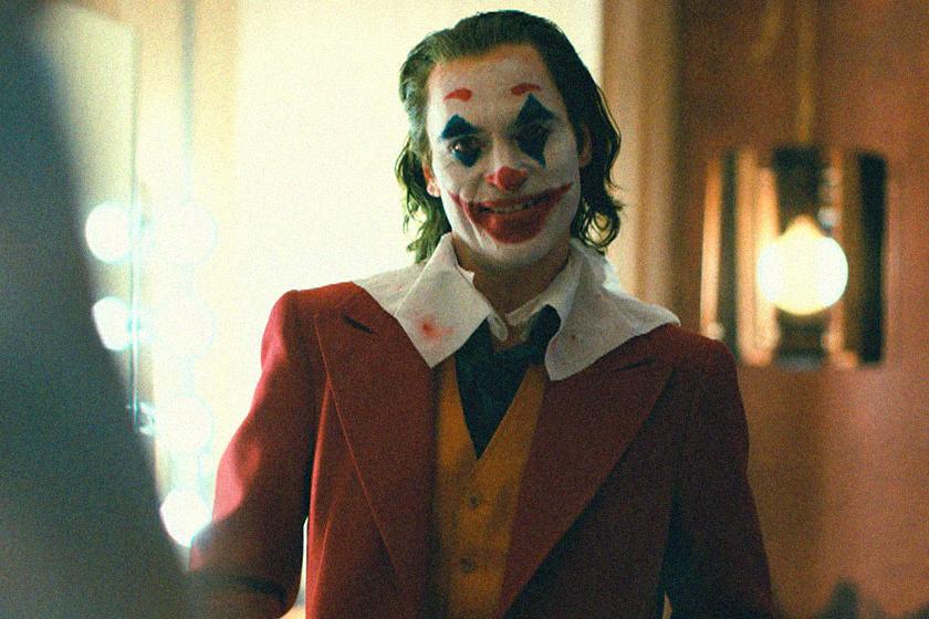 joker Joaquin phoenix leaves interview controversial question