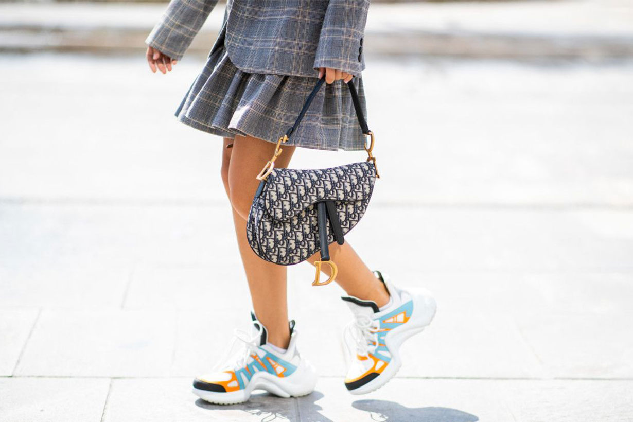 Balenciaga Is the Most-Searched Sneaker Brand Right Now