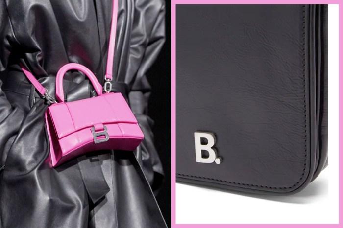 Balenciaga 推出 B. Logo 系列手袋,完美滿足每個喜歡簡約風格的人!