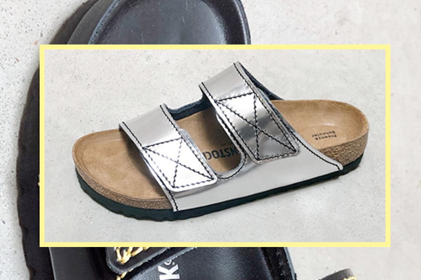 Birkenstock Proenza Schouler arizona milano sandals collabration