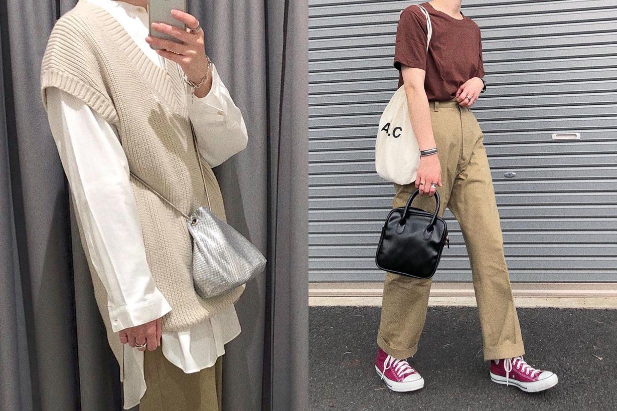 boyish japan girl @miki.kawa outfit