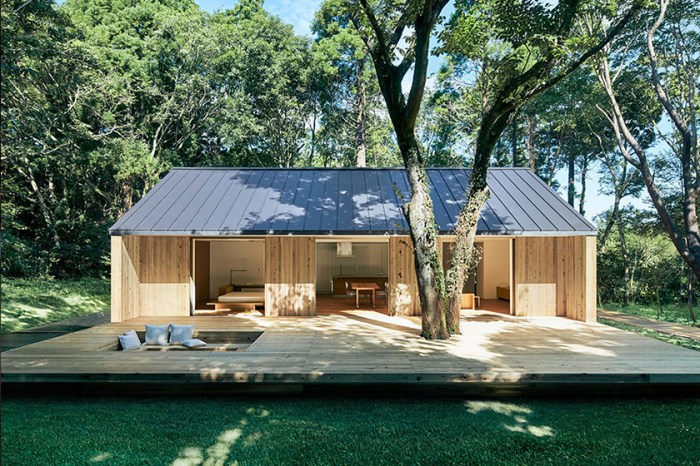 睽違 5 年:無印良品設計出一間「向陽之家」,完美落實好好生活的理念!