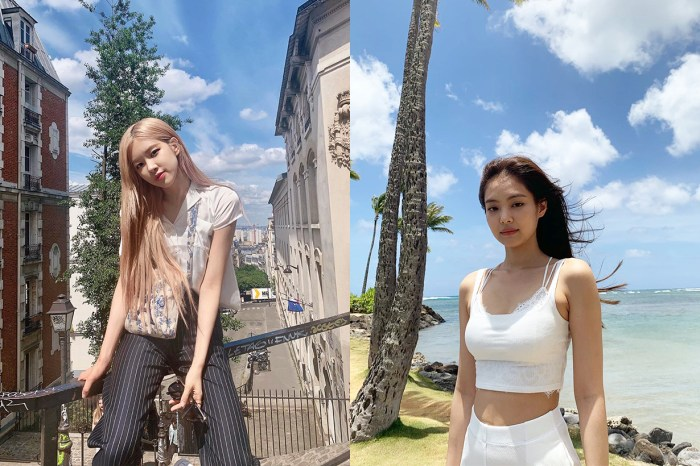 BLACKPINK Jennie、Rosé 同時各自登上雜誌封面!甜美性感 vs 型格時尚該怎樣選?