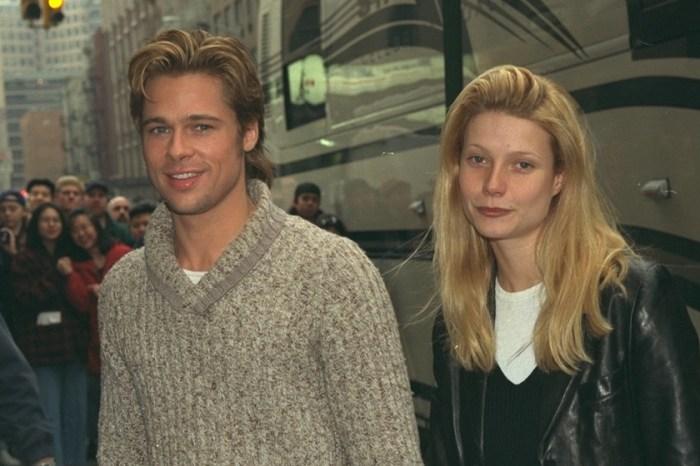 「再碰她,我就殺了你」Brad 回應 20 多年前,當時女友 Gwyneth 的性騷擾事件