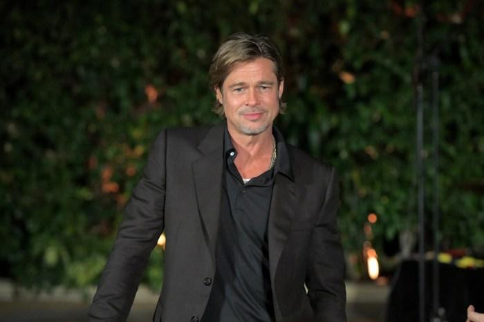 荷里活熱話:Brad Pitt 與這位珠寶設計師是不是真的在戀愛中?