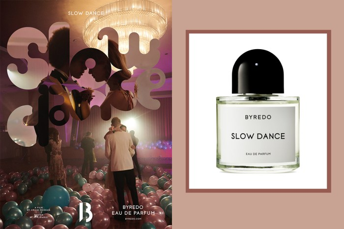 Byredo 推出全新 Slow Dance 香水,帶來一場遊走在蛻變間的成年禮!