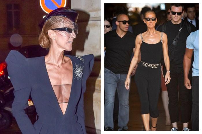 背後原因滿滿洋蔥… Celine Dion 談論暴瘦:「如果你不喜歡,請離我遠一點!」