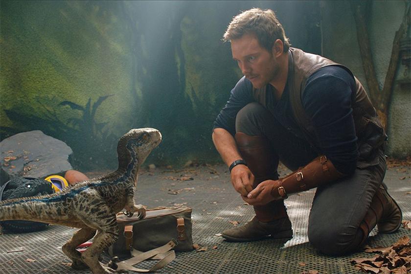Chris Pratt Jurassic World 3 Laura Dern Jeff Goldblum and Sam Neill back together again