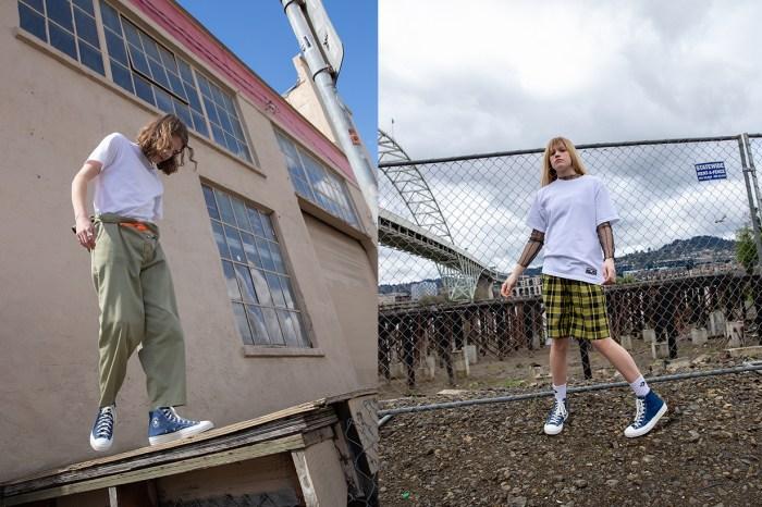 Converse 推出牛仔版本的 Chuck 70 球鞋!是今季必備的牛仔單品