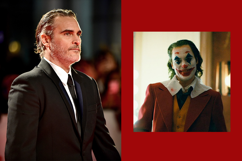 joker Joaquin phoenix leaves interview controversial question