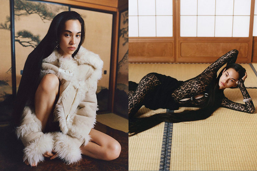 kiko mizuhara japanese model Indie Magazine photoshoot controversy
