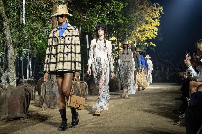 #PFW:普通人亦能駕馭的高端髮型!Dior 時裝騷的造型設計比你想像中更簡易浪漫