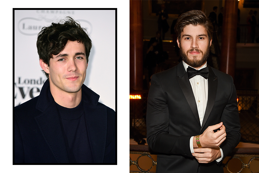 Disney's Little Mermaid remake continues Prince Eric search Jonah Hauer King Cameron Cuffe