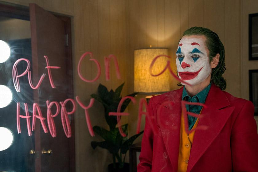 joker venice film festival eight minute standing ovation