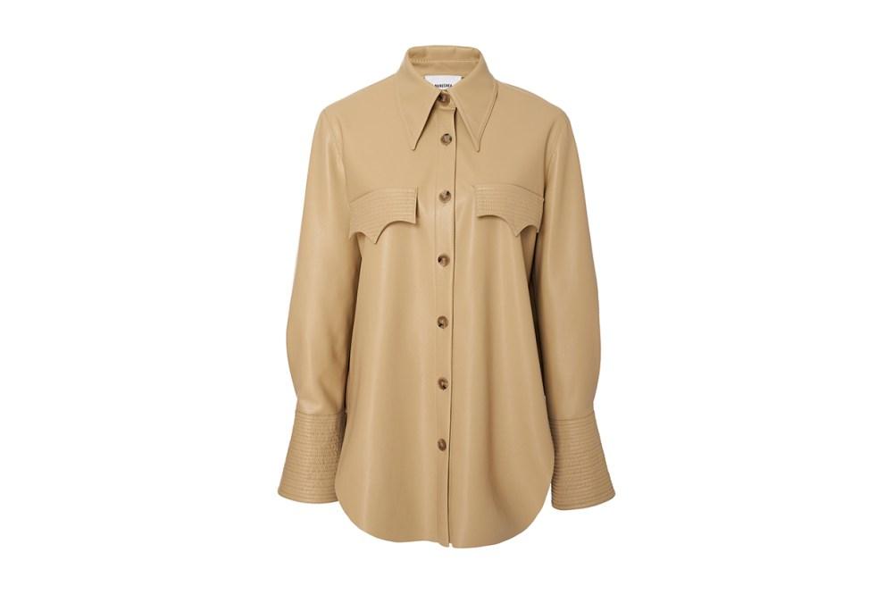 Elpi Button-Front Blouse