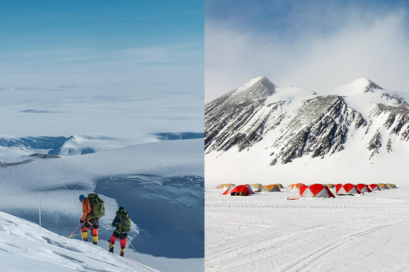 airbnb offering antarctica sabbatical climate research