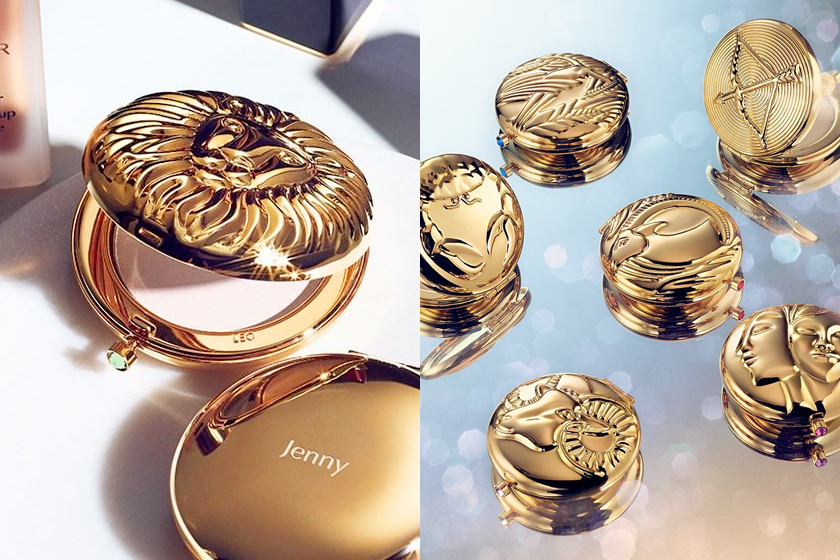 estee lauder zodiac compact powder limited perfecting
