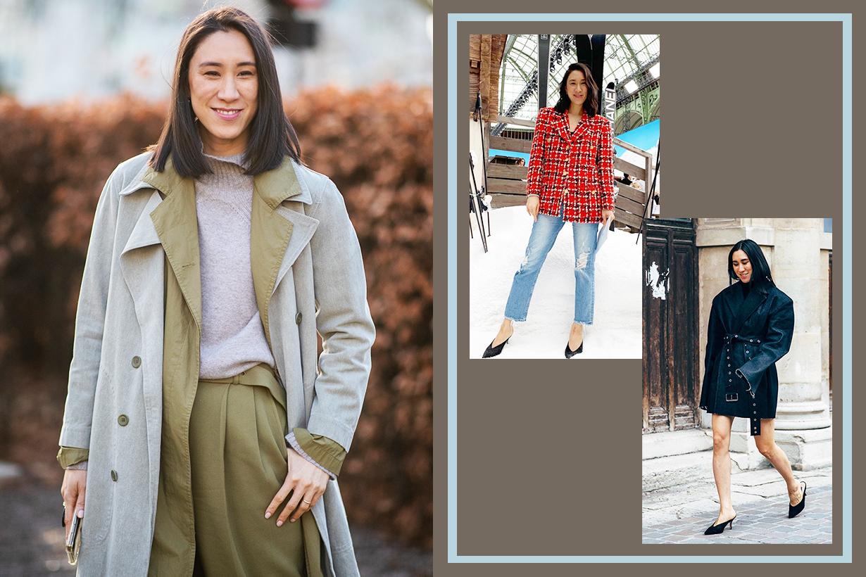 Eva Chen Instagram fashion director Harper's Bazaar Elle Teen Vogue Lucky magazine Editor in Chief Career Girl Career job field tips career advice