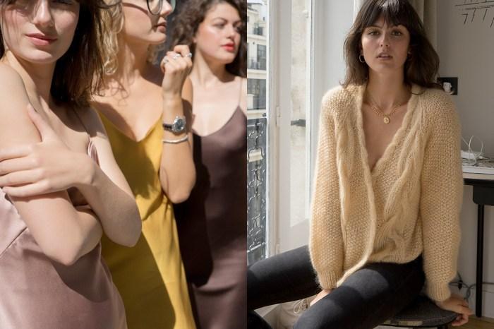 巴黎女生為什麼都愛上這個新崛起的小眾品牌?原來背後有著這樣的原因…