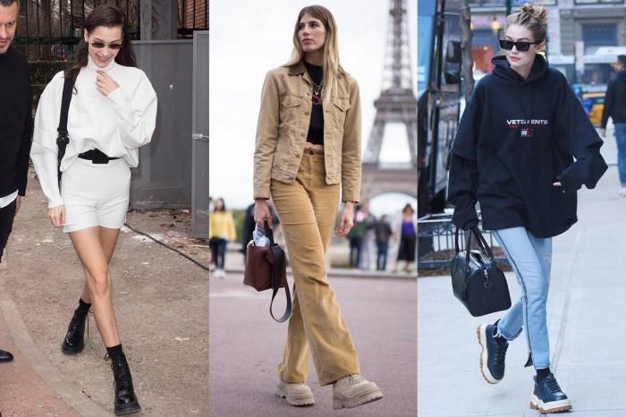 Gigi、Bella 也大愛!想找最酷的厚底鞋,別錯過這個北歐品牌