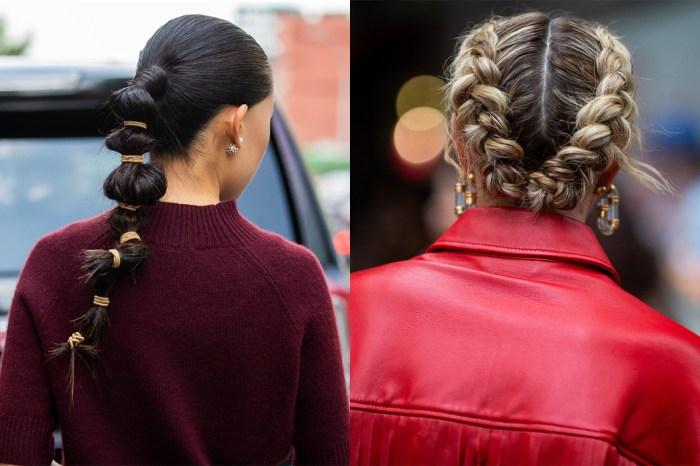 #NYFW:髮夾、頭箍還流行嗎?這些髮飾造型正席捲時裝週街頭!