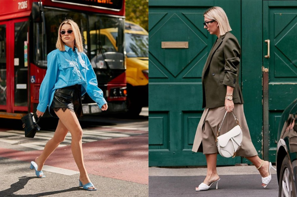 Mules Street Style