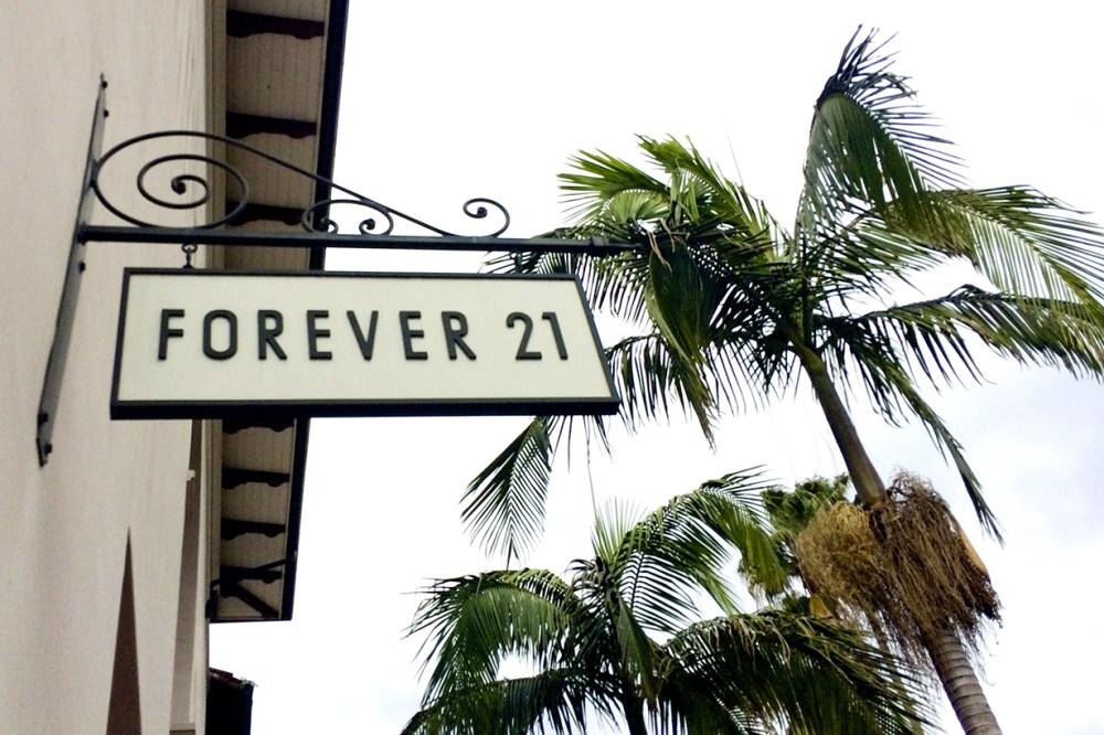 forever 21 not going bankrupt