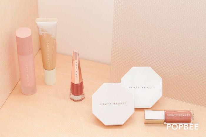 #POPBEESelects:Fenty Beauty 抵港!最受歡迎的 5 款妝物推介