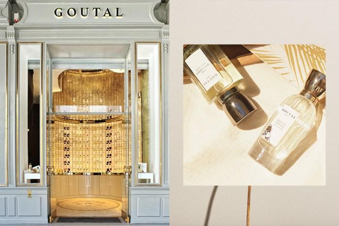 典雅代名詞:Goutal 首間亞洲旗艦店選址香港,抹上一劑迷人的法式調香!