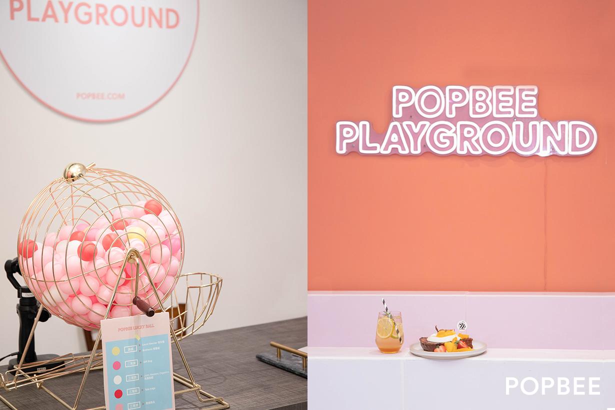 popbee playground acme breakfast club 10th anniversary