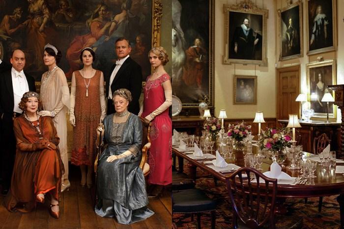 住進絕美城堡中:「唐頓莊園」即將開放入住,真實體驗中古世紀貴族生活!