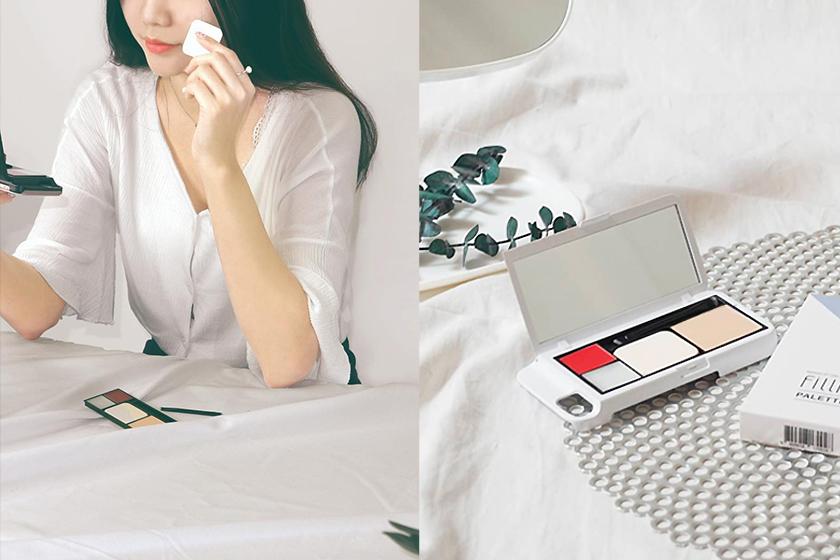 Fillit Handy Beauty Box makeup products