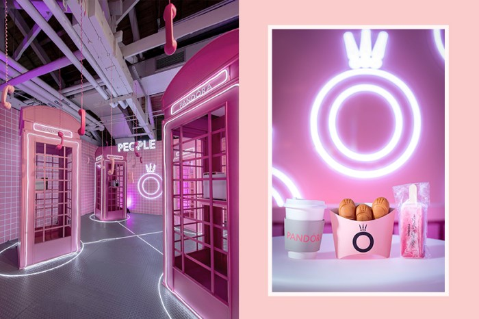 傳遞說不出口的愛:走進 Pandora 粉紅體驗展,開啟一場夢幻的浪漫對話!