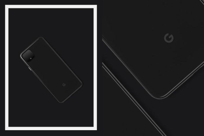 同樣也有三鏡頭?Google 最新手機全黑外觀曝光,即將要在下個月推出!