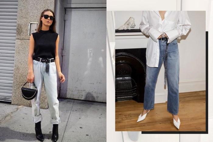 快把 Mom Jeans 收起來:潮人的目光,集中在爺爺的牛仔褲!