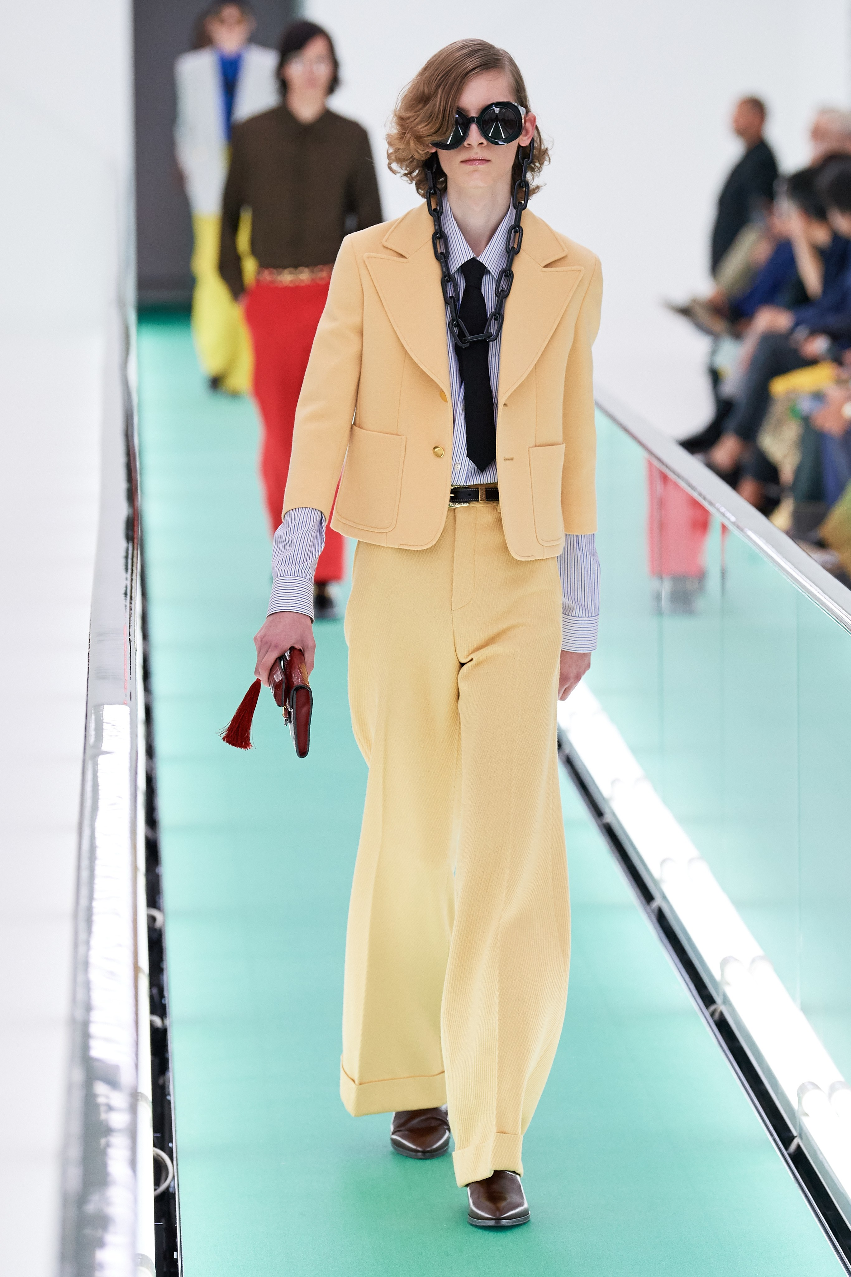 gucci spring 2020 ready to wear Alessandro Michele Milan Fashion Week