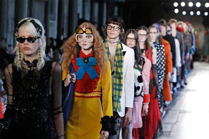 時尚圈在覺醒:這次米蘭時裝週,Gucci 會走得更前!