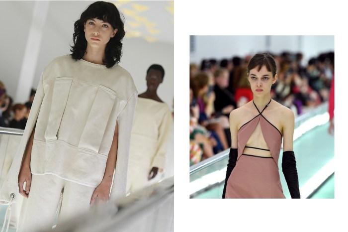 #MFW:Gucci 模特手心寫的一句話,引起了外界極大迴響!