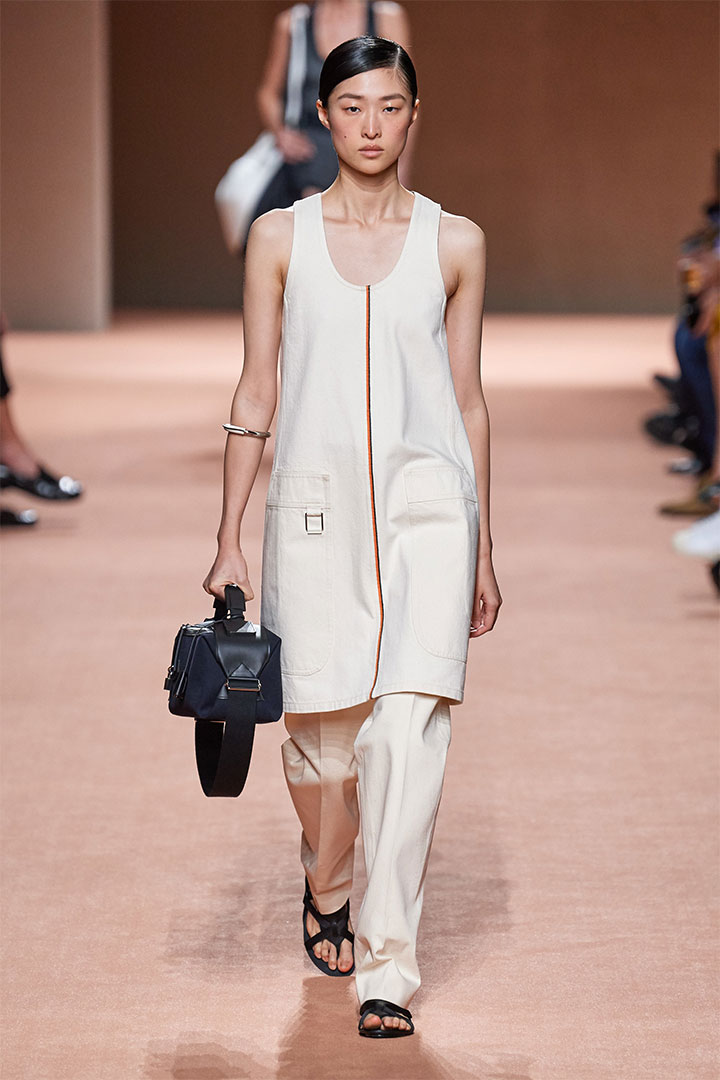 Hermès Spring 2020 Fashion Show