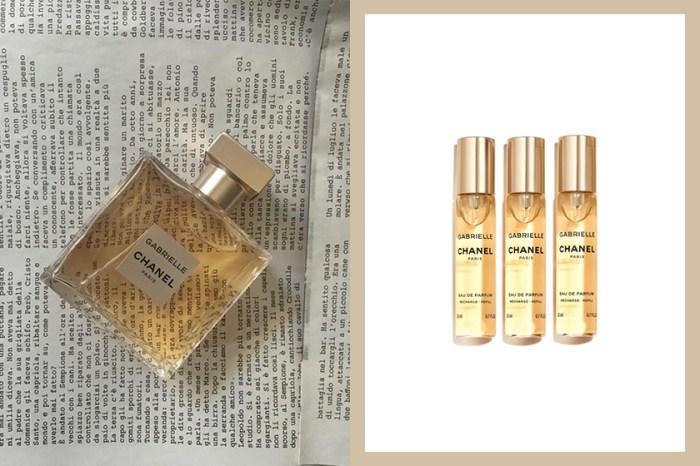 清新的夢幻花朵:Chanel Gabrielle 這款經典香水,竟然推出超小巧隨身瓶!