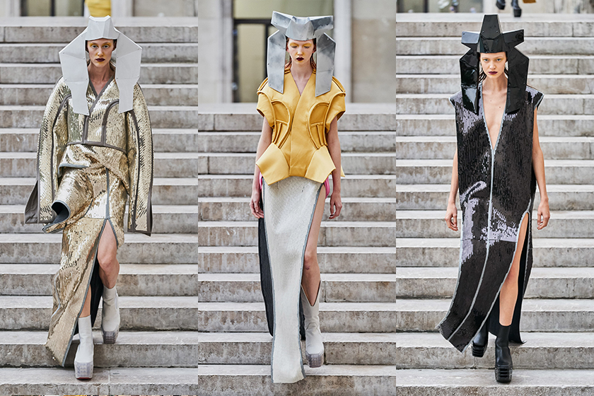 rick owens spring 2020 ready to wear
