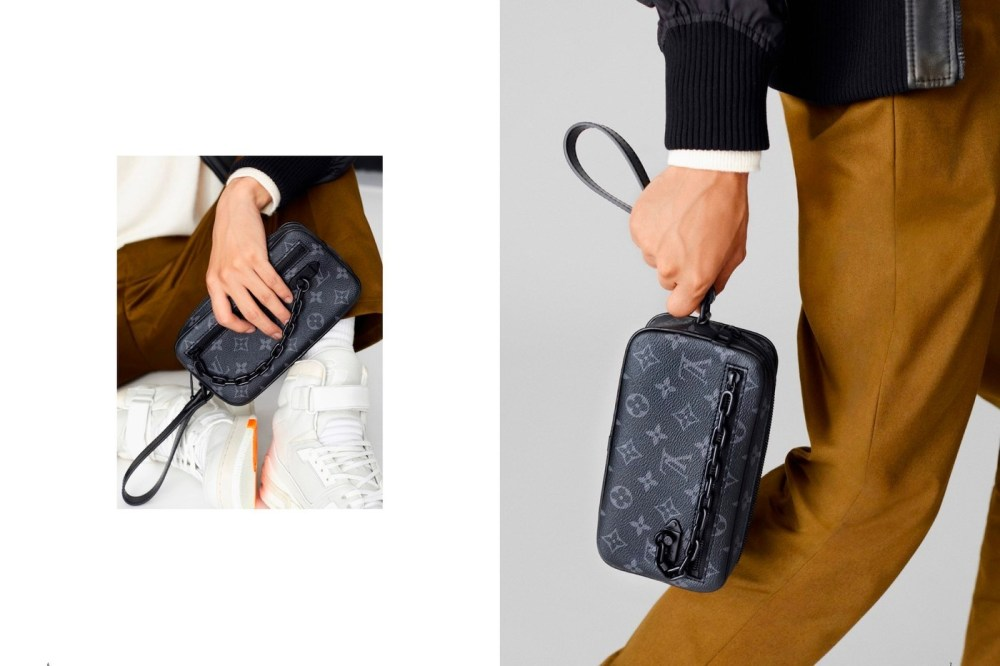 Louis Vuitton new classics collection