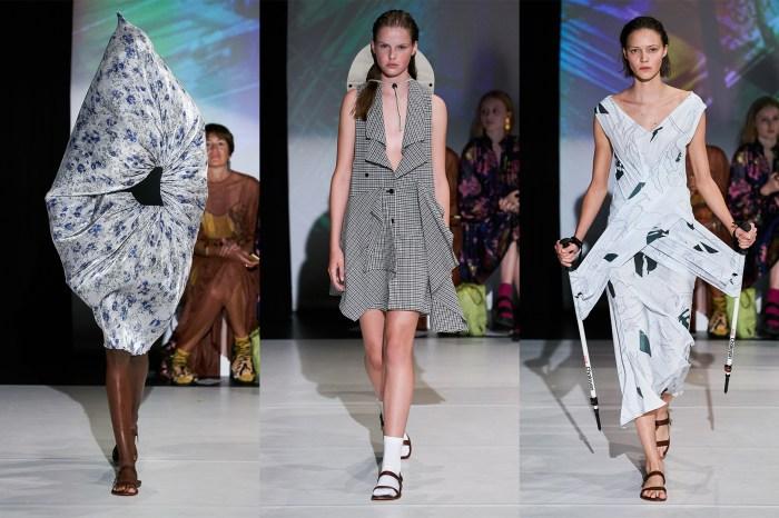 #LFW:時尚界的科學家!Chalayan 把手仗結合時裝帶出深層次意義!