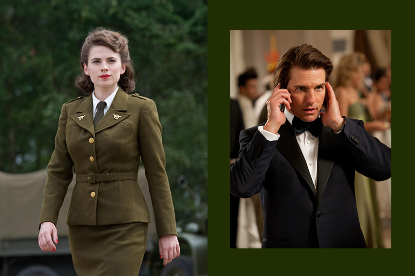 hayley atwell mission impossible tom cruise