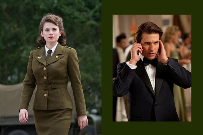 美國隊長初戀情人 Peggy Carter,宣佈將要加入《Mission:Impossible》續集!